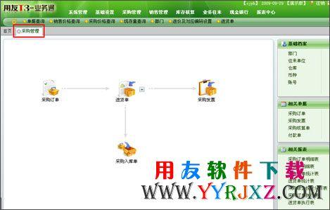 用友T3业务通专业版11.0免费下载地址 畅捷通T+ 第3张