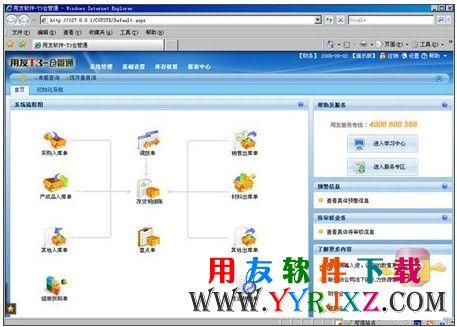 用友T3仓管通标准版11.0免费下载地址 畅捷通T+ 第2张