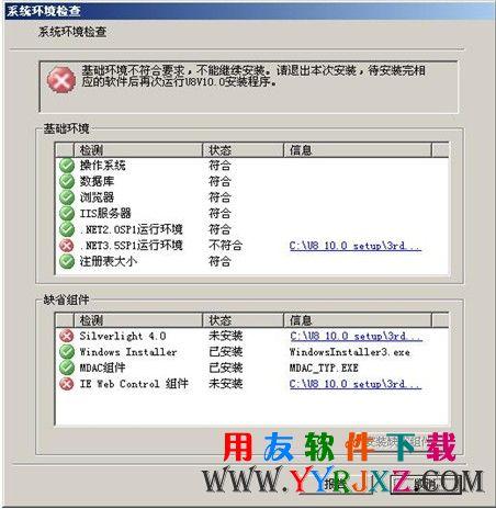 用友U8V10.0免费下载_用友U8V10.0软件安装金盘 用友U8 第3张