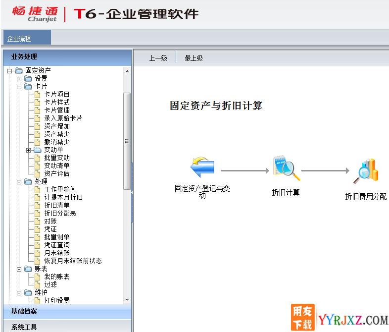用友T6V6.1企业管理软件免费试用版下载地址 用友T6 第8张