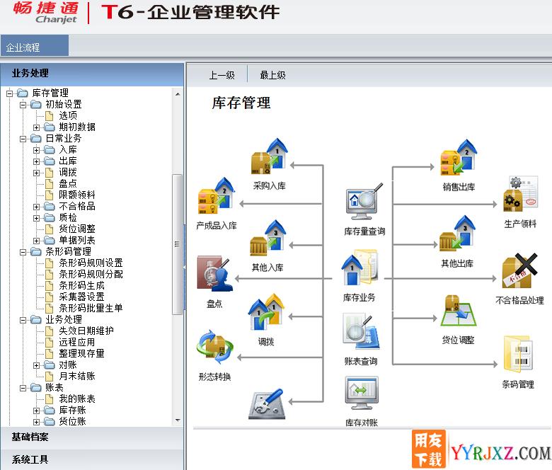 用友T6V6.1企业管理软件免费试用版下载地址 用友T6 第14张