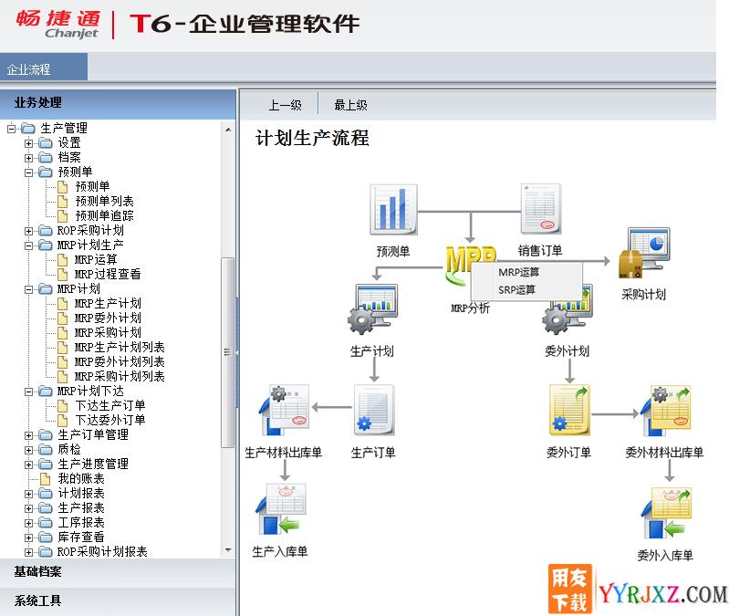 用友T6V6.1企业管理软件免费试用版下载地址 用友T6 第12张