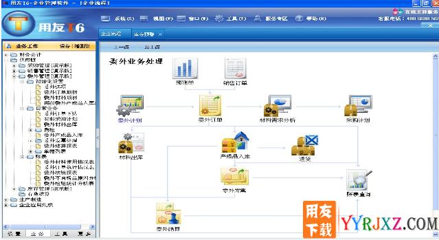 用友T6V5.1企业管理软件免费试用版下载地址 用友T6 第8张
