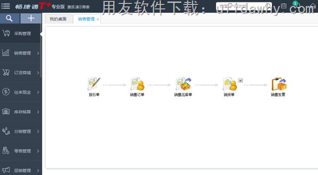 用友畅捷通T+V12.1普及版免费下载地址 畅捷通T+ 第3张