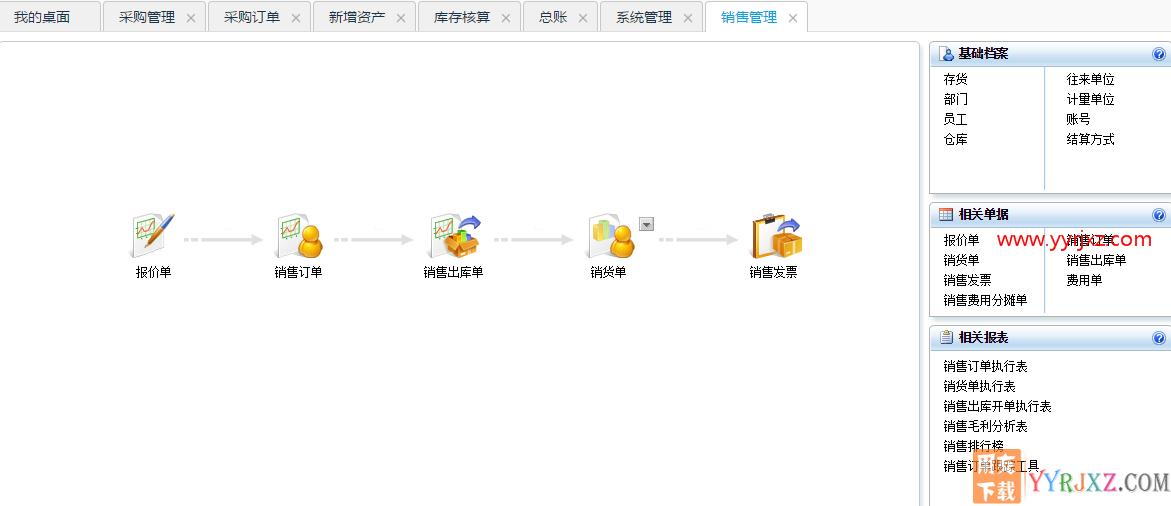 用友畅捷通T+V12.2标准版财务软件免费试用版下载地址 畅捷通T+ 第9张